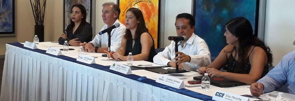 Lanzamiento del Compendio de Iniciativas de Impacto Social de Quintana Roo