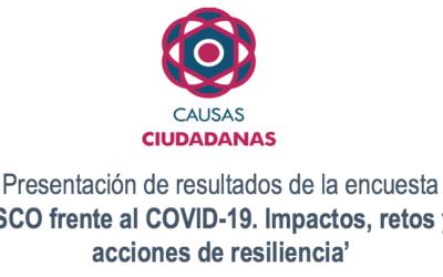 Impacto, retos y acciones de resiliencia de la SCO