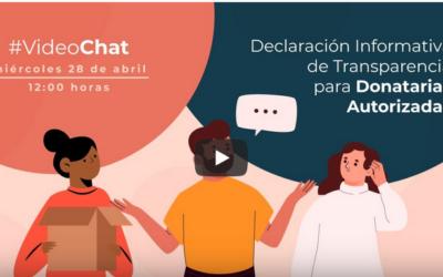 Conoce la nueva plataforma para presentar la Declaración Informativa de Transparencia